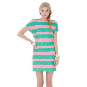 Lilly Pulitzer Cucina Stripe Ames Dress